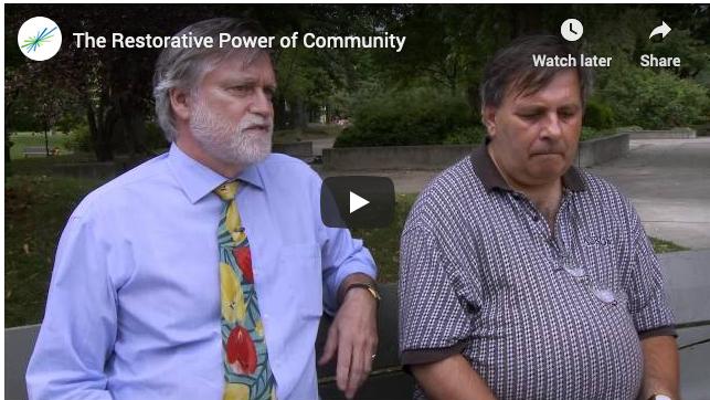 The Restorative Power of Community