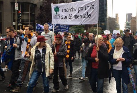 2018 Montreal Walks for Mental Health